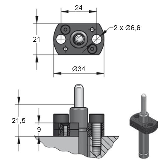 Dimensioni A59-012