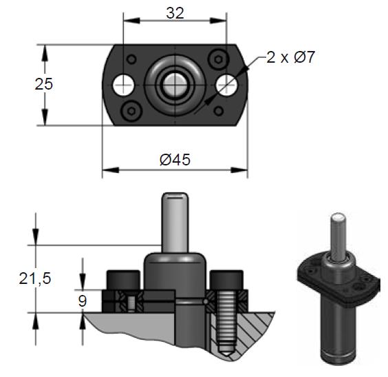 Dimensioni A59-019
