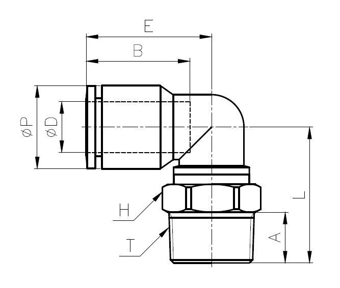 2D Dimensional Drawing