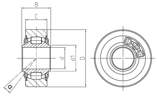 Civil D Draw Line Bearing Distance : Nadella archivos cad gratuitos durbal wlt heavy duty