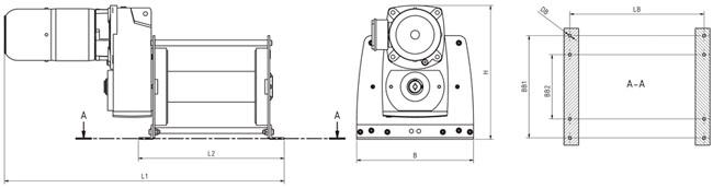 Parameter Zeichnung