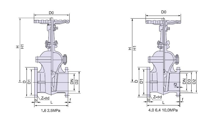 shanghai hua tong valve co   ltd  - free cad models
