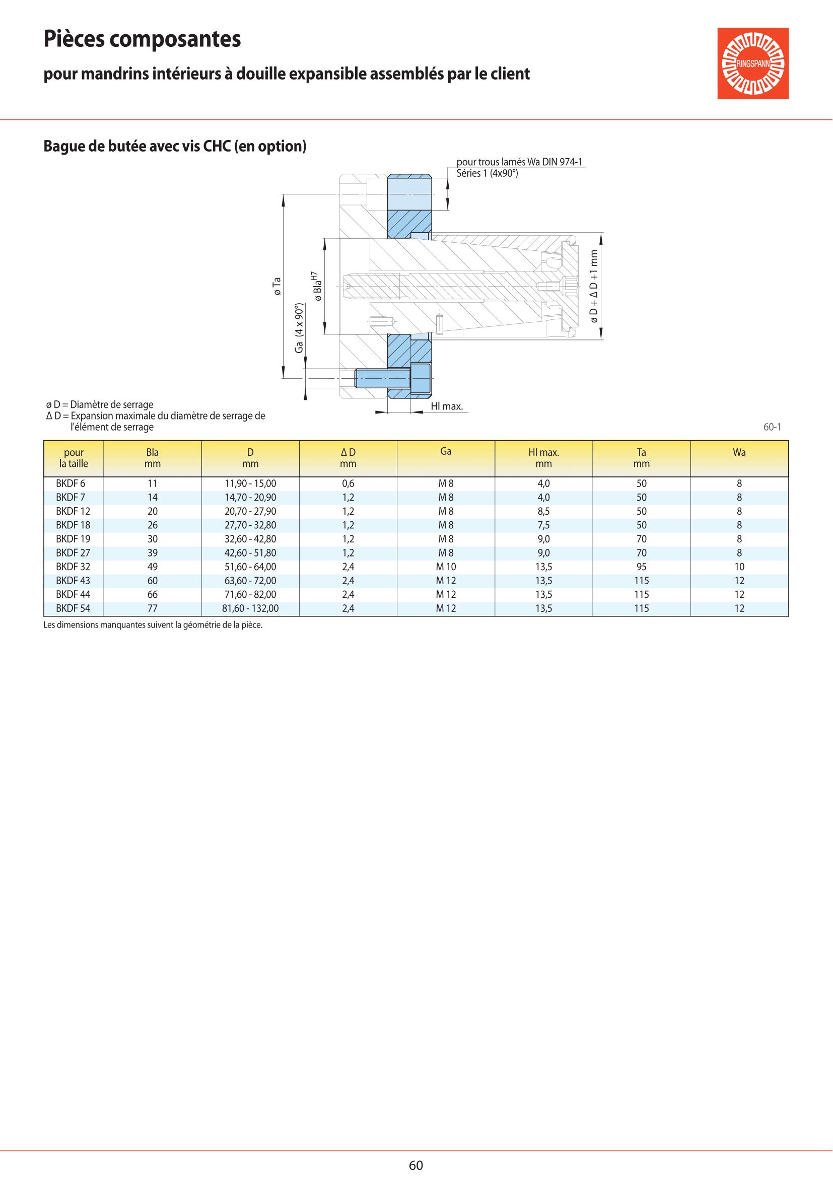 Fiche technique - BKDF 19 page 9