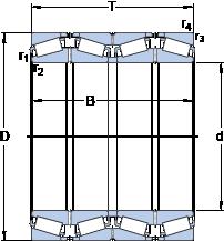 Dimensions TQO/WIY