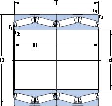 Dimensions TQON/W