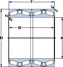 Dimensions TQO/W(I)
