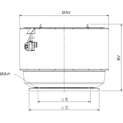 Technical drawing (hp_sil)