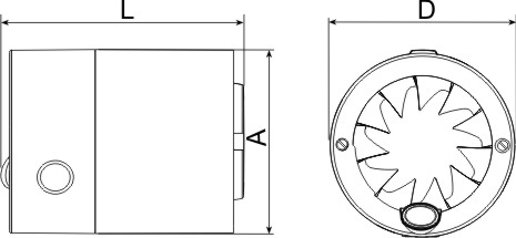 Technical drawing (A)