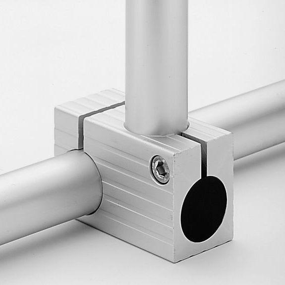 Système d'assemblage de tubes (RVS)
