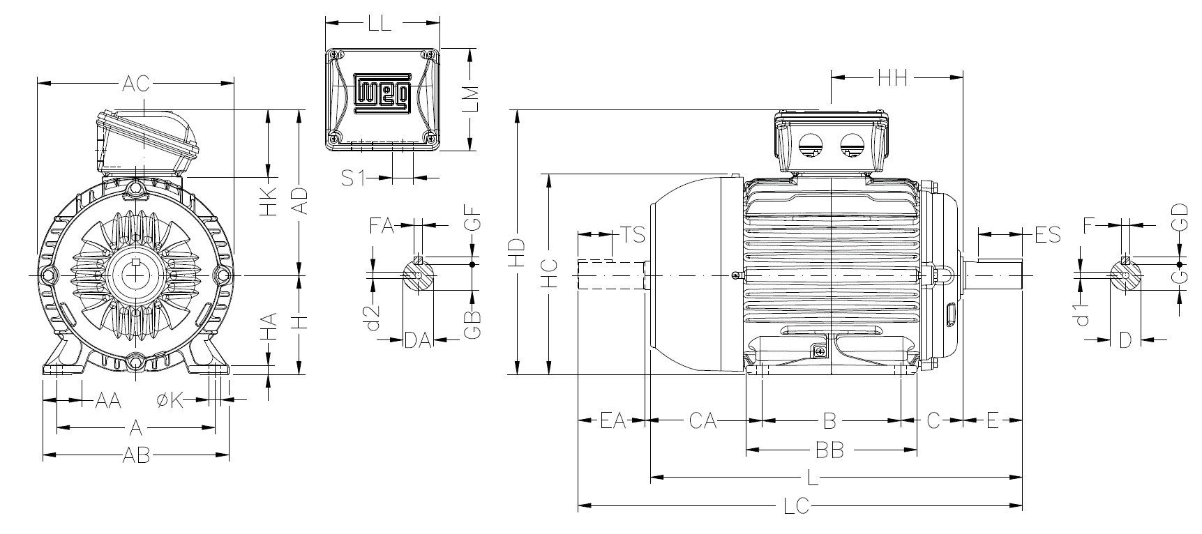 Weg - Free CAD models - W22 General Purpose - TraceParts